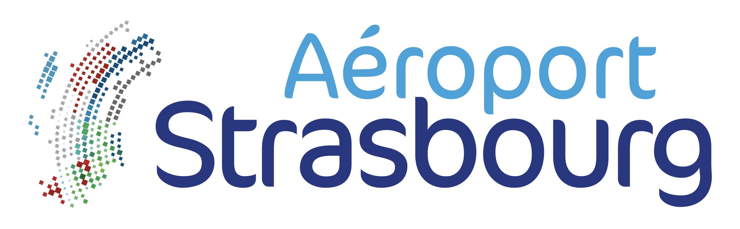 Logo Aéroport de Strasbourg